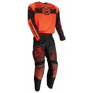 COMBO MOOSE QUALIFIER 2021 ORANGE / BLACK COLOUR