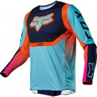 CAMISETA FOX 360 VOKE 2021 COLOR AGUA