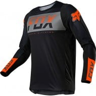 FOX 360 AFTERBURN JERSEY 2021 BLACK COLOUR