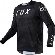 CAMISETA FOX 360 SPEYER 2021 COLOR NEGRO