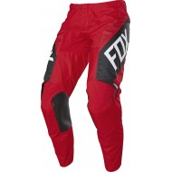 FOX 180 REVN PANT 2021 FLAME RED COLOUR