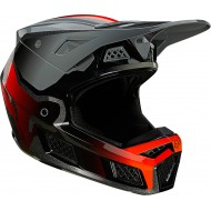 FOX V3 RS WIRED HELMET ECE 2021 STEEL GREY COLOUR