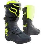 FOX COMP BOOT 2021 BLACK / YELLOW COLOUR