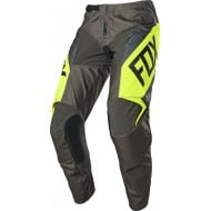 FOX YOUTH 180 REVN PANT 2021 FLUO YELLOW COLOUR