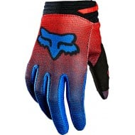 FOX YOUTH 180 OKTIV GLOVE 2021 FLUO RED COLOUR
