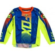 FOX YOUTH (4-5 YEARS) 180 OKTIV JERSEY 2021 BLUE COLOUR