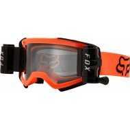 FOX AIRSPACE STRAY WITH ROLL OFF GOGGLE 2021 FLUO ORANGE COLOUR