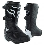 FOX YOUTH COMP BOOT BUCKLE 2021 BLACK COLOUR