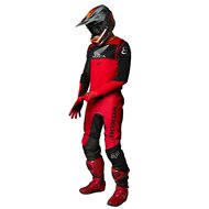 OFFER COMBO FOX FLEXAIR HONDA 2021 FLAME RED COLOUR