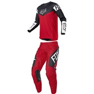 COMBO YOUTH FOX 180 REVN 2021 FLAME RED COLOUR