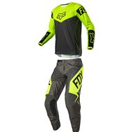 COMBO YOUTH FOX 180 REVN 2021 FLUO YELLOW COLOUR