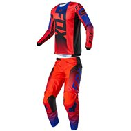 COMBO YOUTH FOX 180 OKTIV 2021 FLUO RED COLOUR