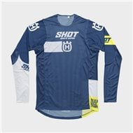 HUSQVARNA FACTORY REPLICA SHOT TEE 2021