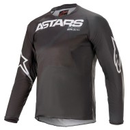 ALPINESTARS YOUTH RACER BRAAP JERSEY 2021 COLOR NEGRO / ANTRACITA / BLANCO