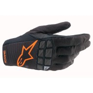 ALPINESTARS RACEFEND GLOVES 2021 BLACK / ORANGE COLOUR
