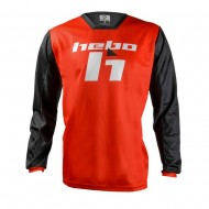 HEBO SCRATCH II JERSEY 2021 RED COLOUR
