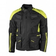 HEBO TRANS-RALLY JACKET 2021 LIME COLOUR