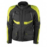 HEBO TRANS-TECH JACKET 2021 LIME COLOUR