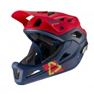 LEATT MTB 3.0 ENDURO V21.1 HELMET CHILI COLOUR