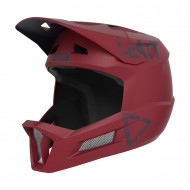LEATT YOUTH MTB 1.0 DH V21.1 HELMET CHILI COLOUR