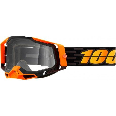 GAFAS 100% RACECRAFT 2 COSTUME 2 2021 - LENTE TRANSPARENTE