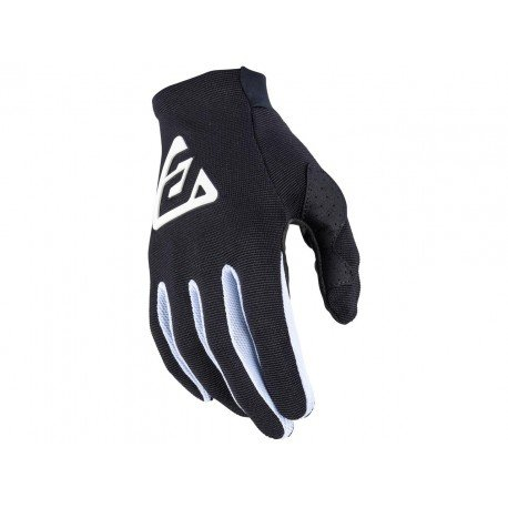 GUANTES ANSWER AR2 BOLD 2021 COLOR NEGRO/BLANCO