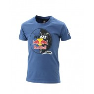 OUTLET CAMISETA INFANTIL KTM CIRCLE KINI RED BULL