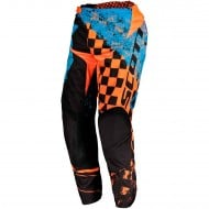 OFFER SCOTT PANT 350 TRACK YOUTH COLOUR ORANGE/BLACK