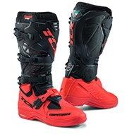 TCX COMP EVO 2 MICHELIN BOOTS COLOR BLACK/RED