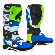 BOOTS FORMA PILOT GREY / WHITE / FLUO YELLOW COLOUR