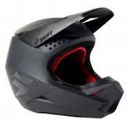 SHIFT WHITE LABEL BLAC HELMET 2021 MATT BLACK COLOUR