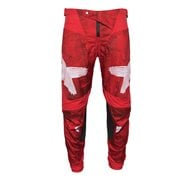 THOR PRIME PULSE HZRD PANT 2021 RED / WHITE COLOUR