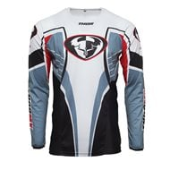 CAMISETA THOR PULSE HAZRD 2021 COLOR ROJO / BLANCO