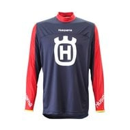 HUSQVARNA ORIGIN SHIRT RED 2021