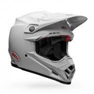 BELL MOTO-9 CARBON FLEX HELMET COLOUR WHITE