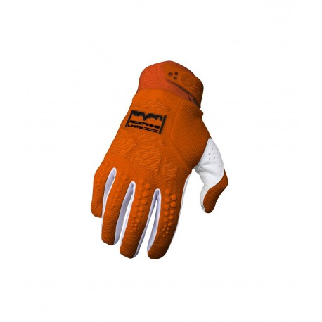 GUANTES SEVEN RIVAL ASCENT COLOR NARANJA