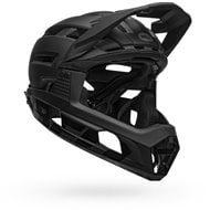 CASCO BICICLETA BELL SUPER AIR MIPS 2021 COLOR NEGRO MATE