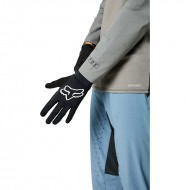 GUANTES BICICLETA FOX FLEXAIR COLOR NEGRO