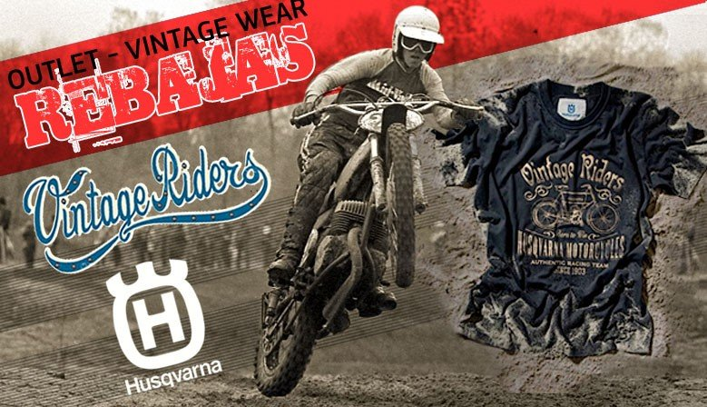 OUTLET HUSQVARNA VINTAGE SALE !