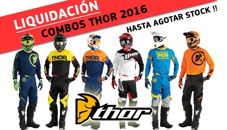 LIQUIDACION COMBOS THOR 2016