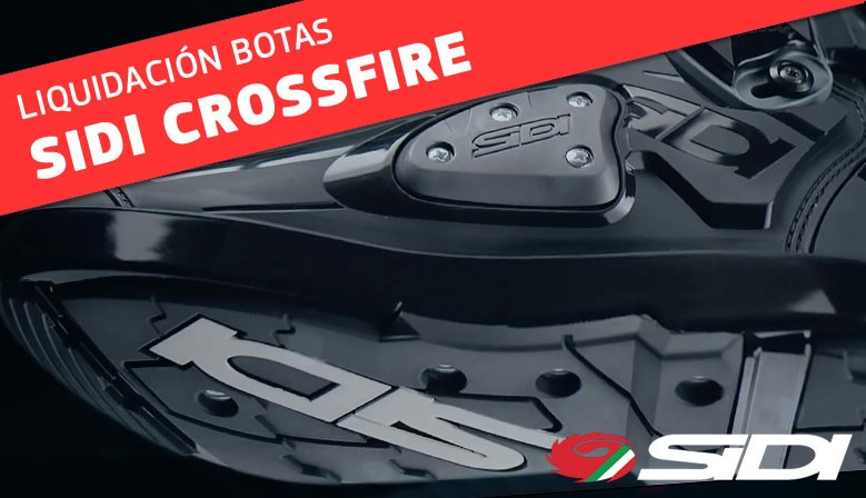 OUTLET SIDI CROSSFIRE