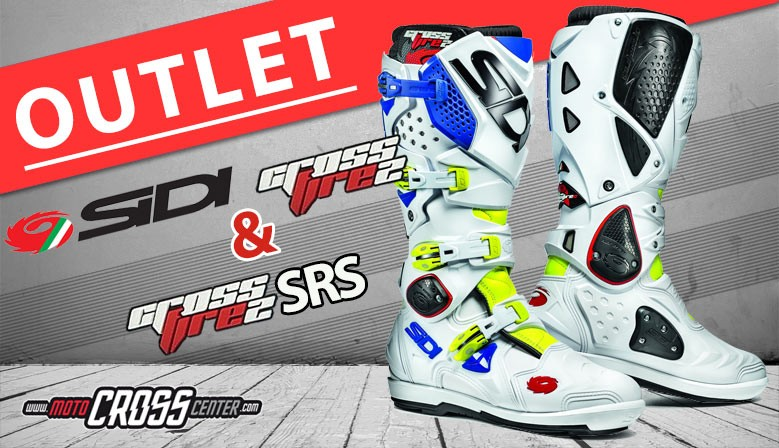 OUTLET SIDI CROSSFIRE 2