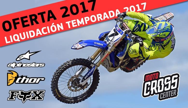 OUTLET FIN DE TEMPORADA 2017