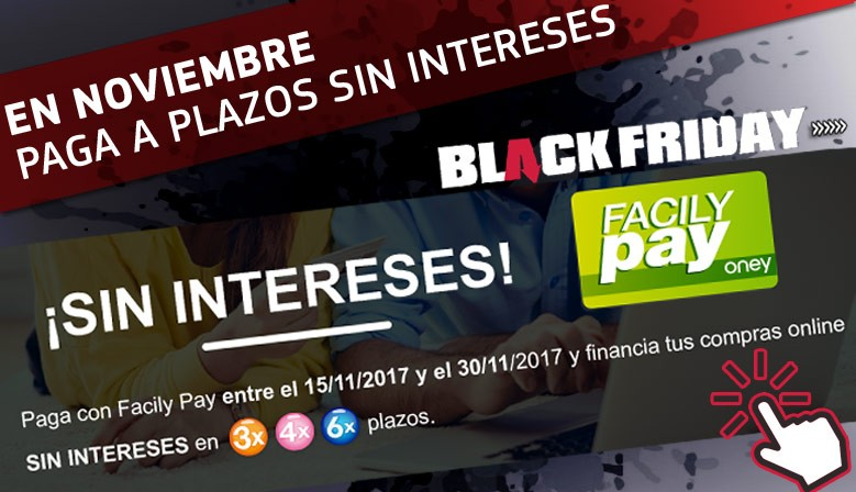 SUPER BLACK FRIDAY 2017